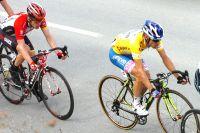 Levi Leipheimer laisse planer une menace dans la roue de Damiano Cunego