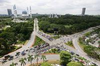 En direction de Kuala Lumpur