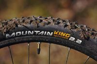 Test des pneus Continental Mountain King et Race King