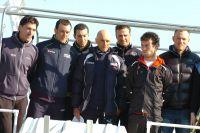 Des champions sur le pont : Cancellara, Basso, Nibali, Garzelli, Petacchi, Cavendish et Hushovd