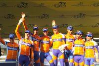 Les Rabobank victorieux
