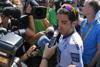 Jour sans pour Alberto Contador