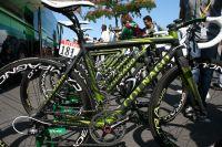 Les vélos d'Europcar sur le Tour de France