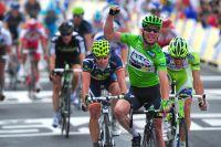 Quatrième victoire d'étape pour Mark Cavendish à Montpellier