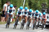 Impeccable, Garmin-Cervélo remporte le chrono par équipes