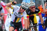 Cavendish devance Philippe Gilbert au Cap Fréhel