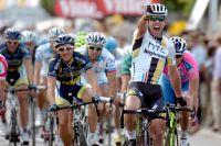 Mark Cavendish double la mise à Châteauroux