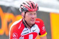 Chris Horner est passé tout près de l'abandon sur la route de Châteauroux