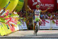 Peter Sagan intraitable sur les sprints en bosse