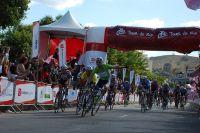 Rafael Andriato s'impose sur la deuxième étape