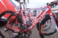 Le Focus du Team Katusha