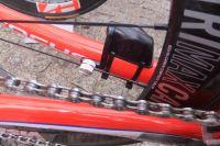 Le compteur est réglé au millimètre sur le Focus du Team Katusha