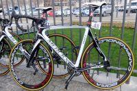 Le Merckx de la formation Topsport Vlaanderen-Mercator