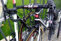 Le centre de pilotage du Merckx de la formation Topsport Vlaanderen-Mercator