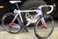 Le vélo personnalisé de Thomas Voeckler