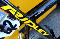 Le vélo personnalisé de Stijn Devolder