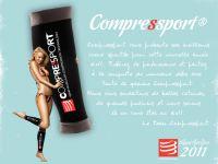 Compressport vous souhaite une bonne année 2011