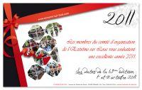 L'Extrême sur Loue vous souhaite une bonne année 2011