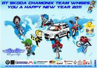 GT-Skoda-Chamonix vous souhaite une bonne année 2011