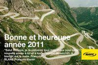 Mavic vous souhaite une bonne année 2011