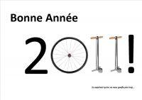 Jean-Christophe Péraud vous souhaite une bonne année 2011