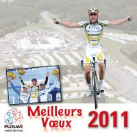 Plouay vous souhaite une bonne année 2011