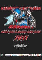 La famille Ravanel vous souhaite une bonne année 2011
