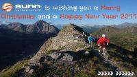 Sunn vous souhaite une bonne année 2011
