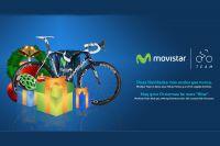 Les voeux de Movistar Team