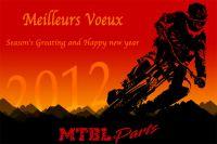 Meilleurs voeux de MTBL Parts