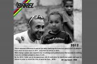 Les voeux de Fabien Barel