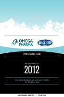 Les voeux d'Omega Pharma-Quick Step