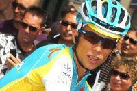 Andrey Kashechkin dans l'équipe Astana
