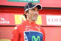 Pablo Lastras devient le leader du Tour d'Espagne
