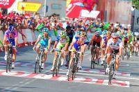 Nicolas Roche règle le sprint du petit peloton
