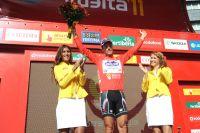 Sylvain Chavanel, nouveau leader du Tour d'Espagne