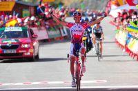 Daniel Moreno remporte une victoire de prestige à la Sierra Nevada