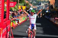 Deuxième victoire d'étape pour Joaquim Rodriguez sur cette Vuelta