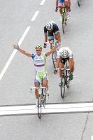 Pas besoin de recourir à la photo-finish : Peter Sagan est au-dessus de tous