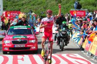 Rein Taaramae conquiert une étape de la Vuelta