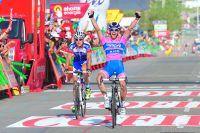 Francesco Gavazzi s'adjuge une étape de transition devant Kristof Vandewalle