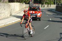 Sergio Paulinho seul en tête dans les 30 derniers kilomètres