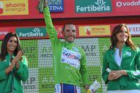 Joaquim Rodriguez est le Maillot Vert du Tour d'Espagne