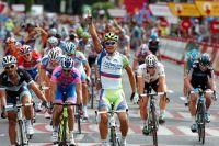Peter Sagan est entré dans le cercle des meilleurs sprinteurs du monde