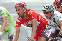 Le vainqueur de la Vuelta 2011 Juan-José Cobo