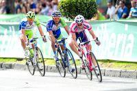 La dernière échappée du Tour d'Espagne 2011