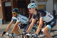 Alberto Contador et Andy Schleck en grande conversation