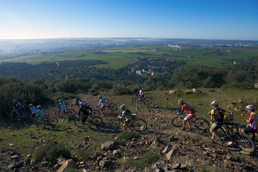 L'Andalucia Bike Race baignée de soleil