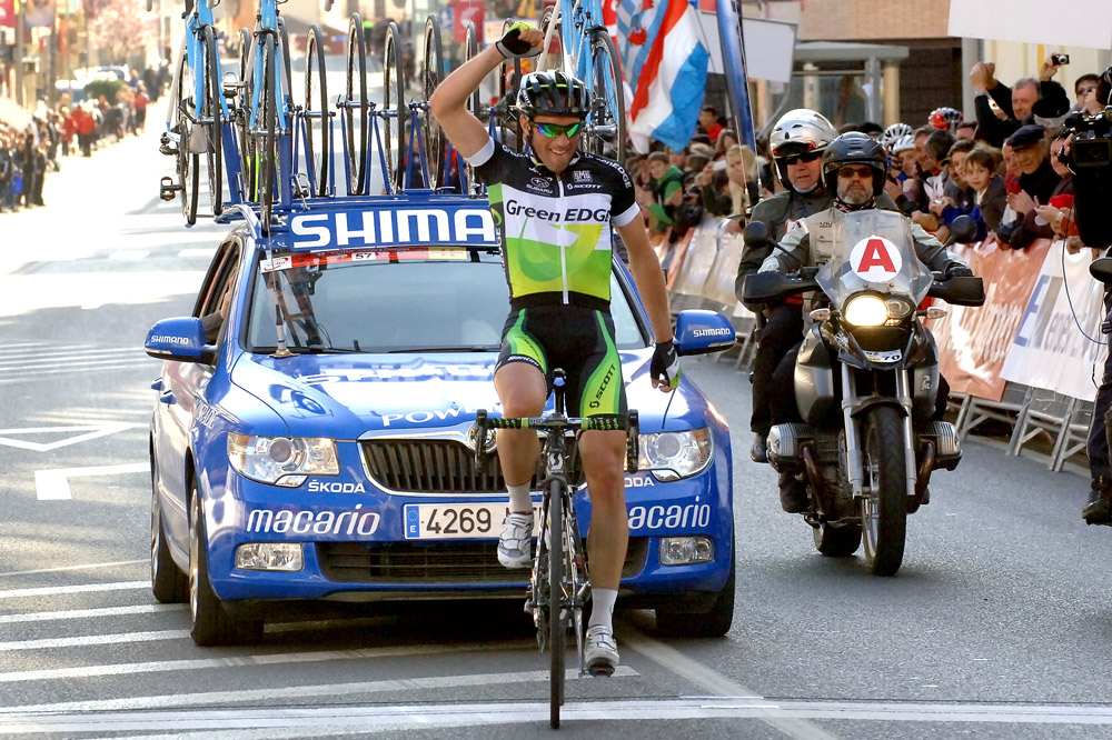 Une grande victoire pour Michael Albasini