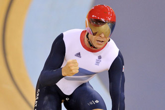 Sir Chris Hoy empoche son cinquième titre olympique